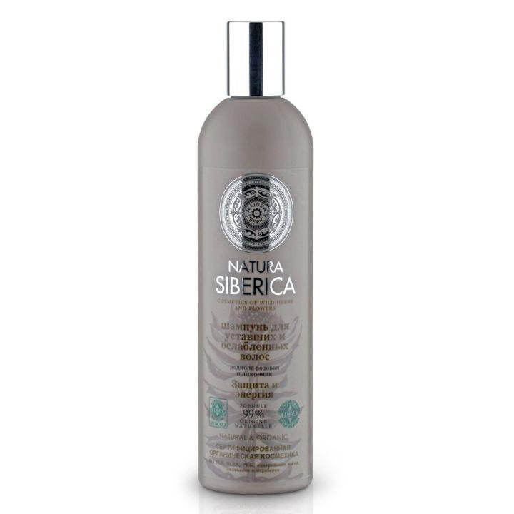 Natura Siberica Natural&Organic Шампунь для уставших и ослабленных волос