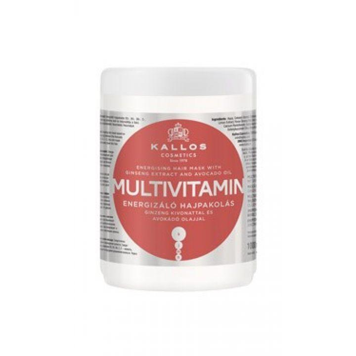 Маска Kallos Multivitamin / Мультивитаминная