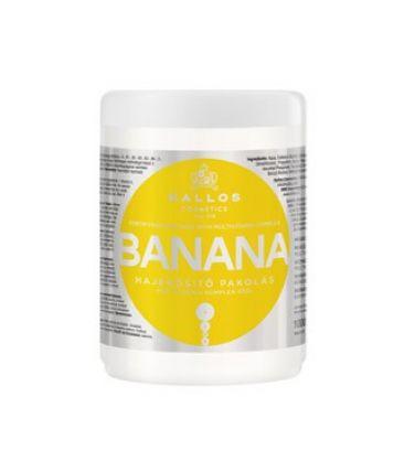Маска Kallos Banana / Банановая
