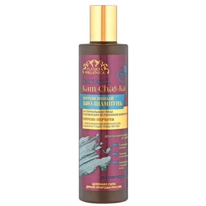 Planeta Organica Kamchatka Шампунь-био для волос против перхоти