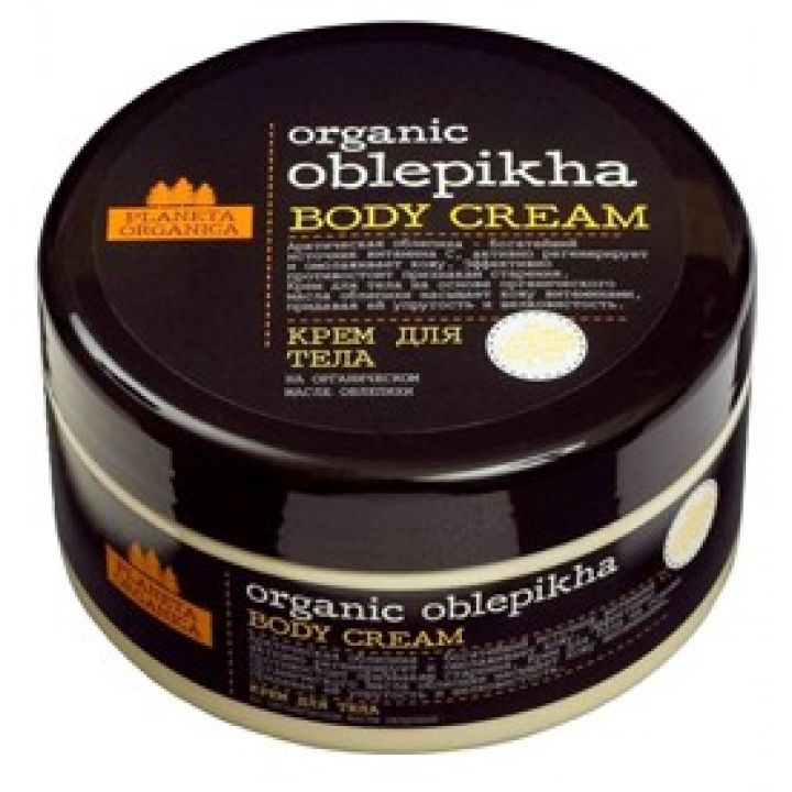 Крем для тела ORGANIC OBLEPIKHA