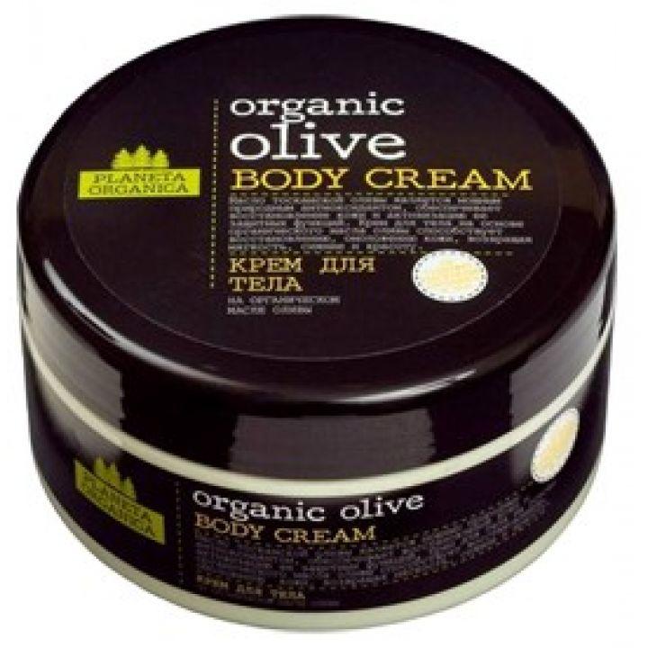 Крем для тела ORGANIC OLIVE