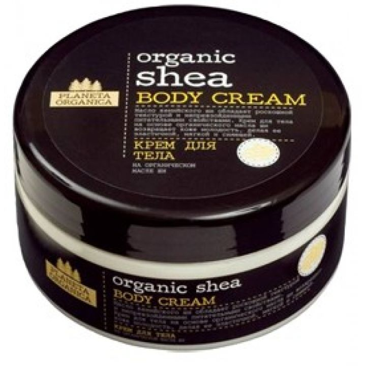 Крем для тела ORGANIC SHEA