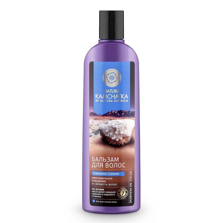 Бальзам для волос СЕВЕРНОЕ СИЯНИЕ максимальное очищение и свежесть