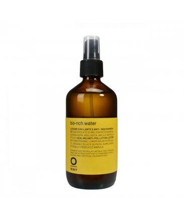 Спрей против загрязнения волос