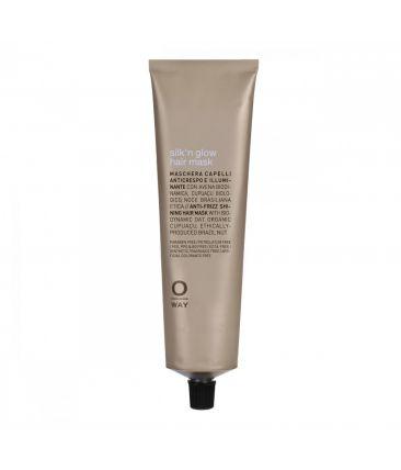 Маска для блеска и гладкости волос с антифриз эффектом