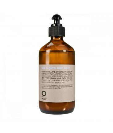 Шампунь для блеска и гладкости волос с антифриз эффектом