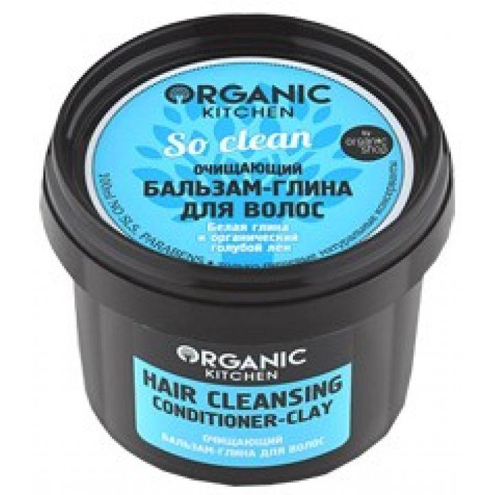 Очищающий бальзам-глина для волос SO CLEAN