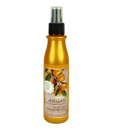 Спрей-мист для волос с аргановым маслом и золотом